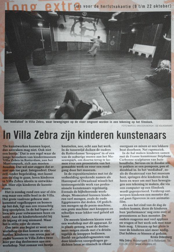 volkskrant-9-10-03-mediabad